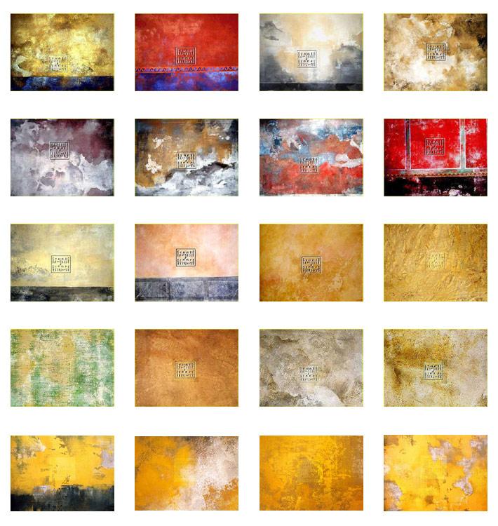 murs couleurs du sud p1 image libre de droit studio bastille. Black Bedroom Furniture Sets. Home Design Ideas